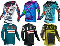 FOX Racing Men Riding Jersey T-shirts Motocross/MX/ATV/BMX/MTB Dirt Bike Adult