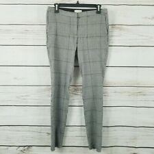 Adrienne Vittadini | Houndstooth Skinny Legging Pants Size 4 Womens Stretchy...