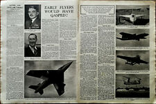 More details for early flyers would have gasped! vintage aviation article sir frank whittle 1949