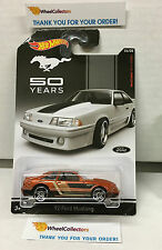 '92 Ford Mustang * 50 Years Mustang * Hot Wheels * h51