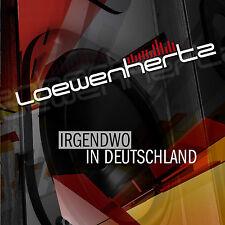 Loewenhertz - Irgendwo In Deutschland (CD)