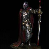 1/24 Resin Figure Model Kit Warrior Vampire Dracula Unpainted Unassambled