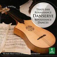 DANSERYE-TÄNZE DER RENAISSANCE- MUSIC CONSORT OF LONDON INSPIRATION  CD NEUF