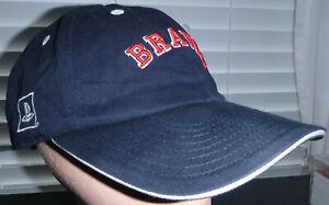 Atlanta Braves Baseball Playstation 08 MLB The Show New Era Fits Cap Hat