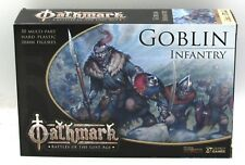 Oathmark OAKP201 Goblin Infantry (30 Plastic Figures) Warriors North Star NIB