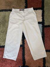 Super Rare! Vintage 95 Jnco Beige Khaki Wide Leg Pants - Men'S Size 38x32 - Wow!