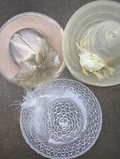 New listing Vintage Church Lady Hat Lot
