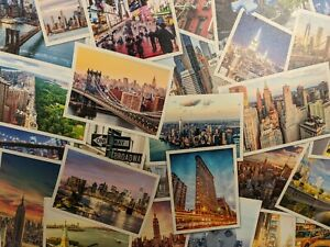 Ravensburger 5000 New York: The City Never Sleeps with Poster - Complete