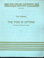 CARL Nielsen : THE FOG ID LIFTING,  für Flöte und Klavier