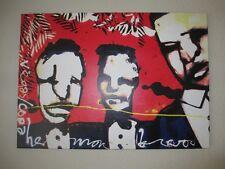 Herman Brood - Vega Copa - Art Glice op doek - POP-ART!