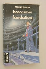 Isaac Asimov Fondation Denoël n°89 de 1993 TBE