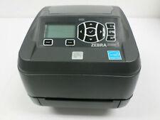 Zebra ZD500 Thermal Printer with WiFi, Bluetooth & Ethernet PN: ZD50043-T0120FZ