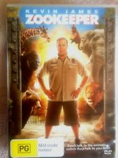 Zookeeper (DVD, 2012) *USED *