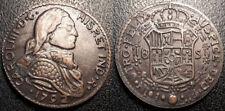 Espagne - Carlos IV - 8 escudos 1792 S - Jeton / copie moderne