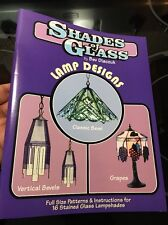 Shades Of Glass - Lamp Designs - Full Size Stained Glass Patterns Bev Diaczuk