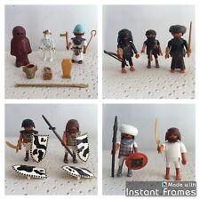 Lot Playmobil Egypte Guerre Guerriers  Romain Égyptien