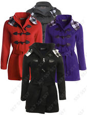 Casual Solid Parkas for Women
