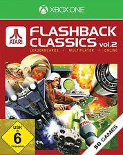 Atari Flashback CLASSICS VOL. 2xbox ONE nuovo (versione 15.04.17)