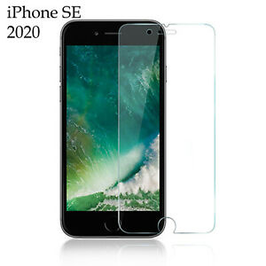 Soft PET film screen protector guard for Apple iPhone SE 2020 2nd Generation