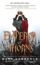 Emperor of Thorns 3 by Mark Lawrence (2014, Paperback)