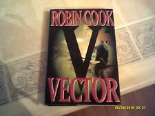 Vector by Robin Cook (1999, Hardcover)