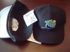 TAMPA BAY DEVIL RAYS 1997 BUFF  RARE SCRIPT NEW VINTAGE 90'S HAT CAP  SNAPBACK