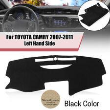 Dashboard Cover Dashmat Dash Mat Pad Anti-slip Sun For Toyota Camry 07-11 LHD US