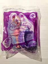 FLUTTERBYE w/ Floating Wings McDonald's Happy Meal Toy #2 2014 NIP Spin Master