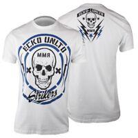 Ecko MMA Mens Strikers T-Shirt - White