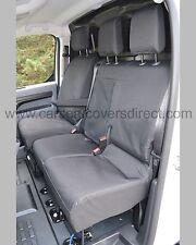 Peugeot Expert Van EXTRA Heavy Duty Waterproof Seat Covers 3rd Generation 2016+