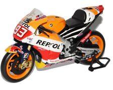 New Ray 1/12 Honda Repsol RC213V Marc Marquez 93 Motorcycle Diecast Orange 57753