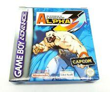 Gameboy Advance Street Fighter 2 Alpha GBA ► Near Mint ◄