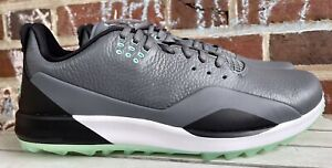 Nike Jordan ADG 3 Golf Shoes Sz 11 Dark Grey/Green Glow/Black (CW7242-002)