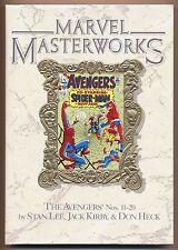 Marvel Masterworks #9 Vf/Nm, Avengers #11-20, 1st Print Hardcover 1989