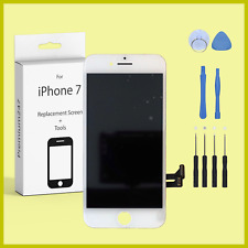 For iPhone 7 White Screen Replacement 3D Touch LCD Display Assembly Digitizer