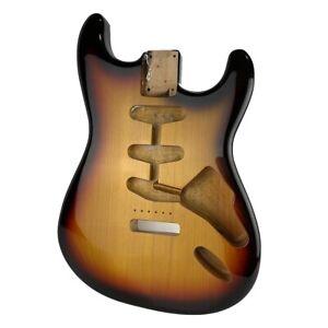 Stratocaster  Sunburst Body - Alder - HBD-11/3TS