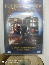 Puppet Master - Il Burattinaio (1989) DVD SIGILLATO