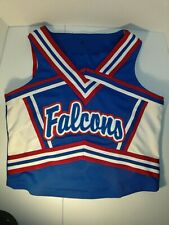 Real Cheerleader Top. Size Small. 40in Bust.20in.L. Great Costume Idea