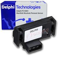Delphi PS10081 Manifold Absolute Pressure Sensor for 12223861 16040749 fc
