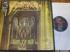 SLS 782/2 Bach The Art of Fugue / Rogg 2 LP box