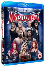 WWE: Wrestlemania 32 Blu-Ray (2016) John Cena cert 15 2 discs ***NEW***