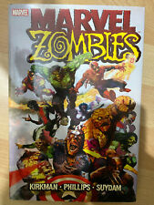 Marvel Zombies hardback hardcover Graphic Novel Rober Kirkman sean Phillips