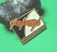USSR Vintage Soviet Russian Space pin badge Soyuz Salute Station