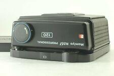 [Exc+5] Mamiya RZ67 Pro 120 Roll Film Back Holder from JAPAN 0828C2