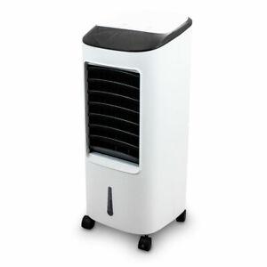 Mobiler Standventilator Ventilator Lüftkühler Lüfter Schwenkbar Wassertank