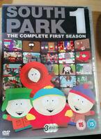 South Park - Series 1 (DVD, 2011, 3-Disc Set, Box Set)
