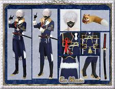 The Sword Dance Touken Ranbu Nakigitsune cosplay costume deluxe set