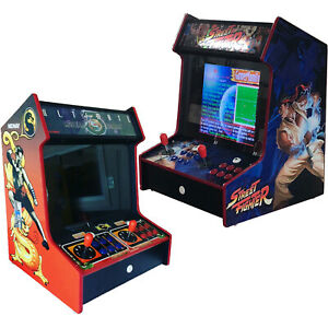 Arcade Rewind Ultimate Bar Top Arcade Machine Free Shipping 24mth Warranty