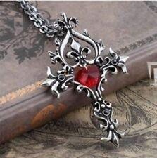 Men's Crystal Chains, Necklaces & Pendants