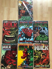 Hulk vs Red Hulk vol. 1-6 TPB Jeph Loeb Ed McGuiness World War Hulks Marvel
